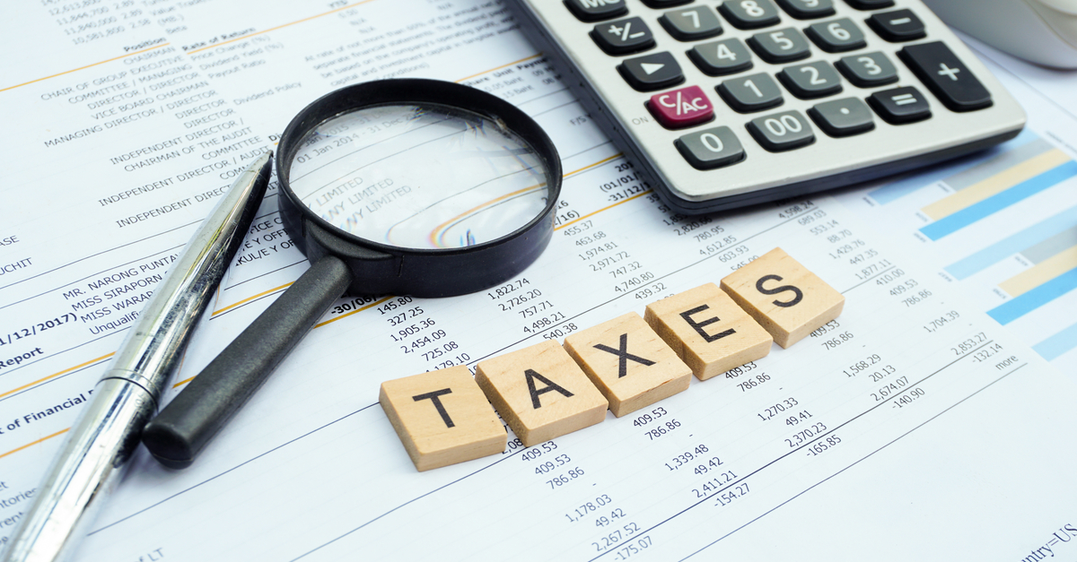 Discharging taxes with bankruptcy.