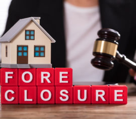 Foreclosure in New York State
